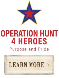 Operation Hunt 4 Heroes
